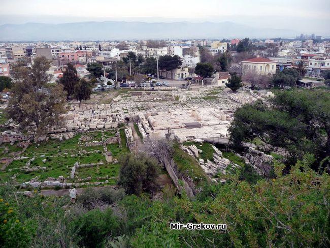 Храм деметры телестерион древний