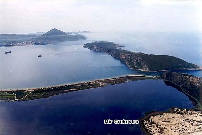 Вилла георгий греция
