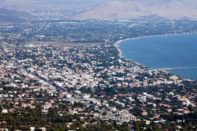 Апартаменты в греции на первой линии